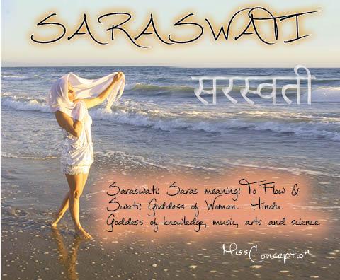 Saraswati Cover